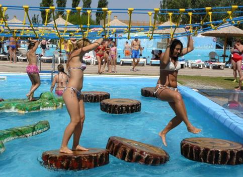 Aqua park na Krfu