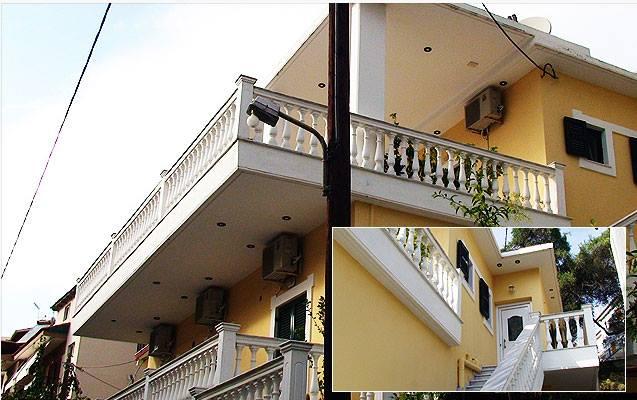 Apartmani na Pargi