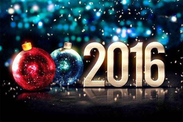 Nova godina 2016