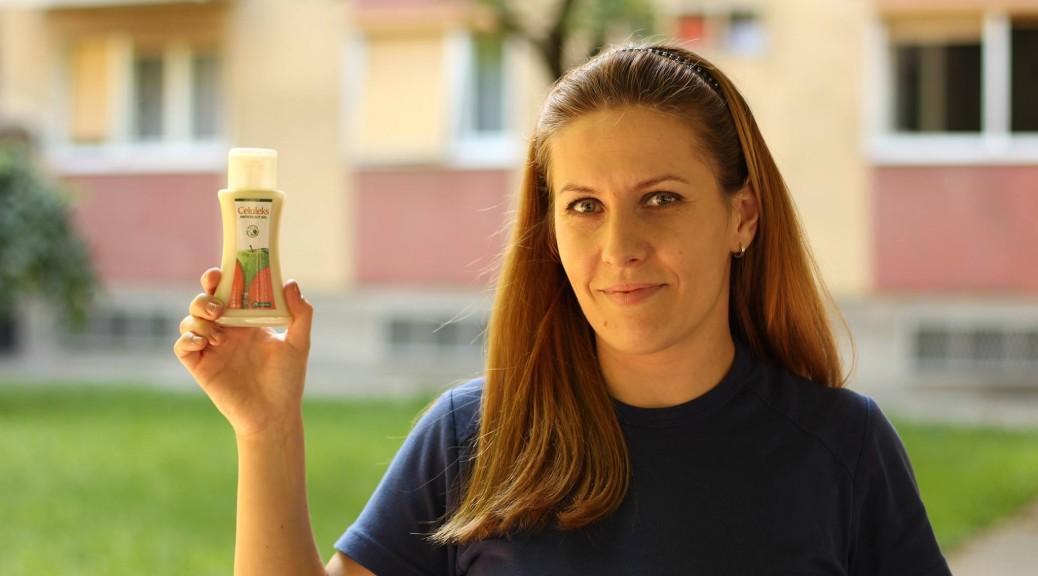 Anti celulit gel